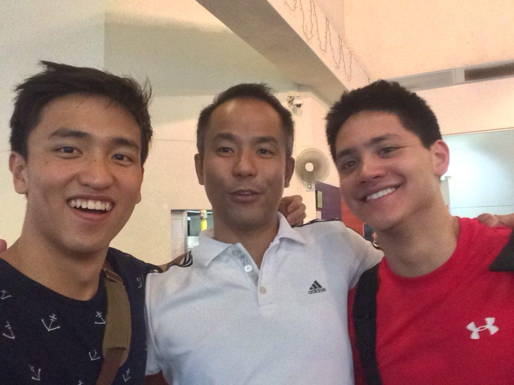 Zhen Ren & Joseph
