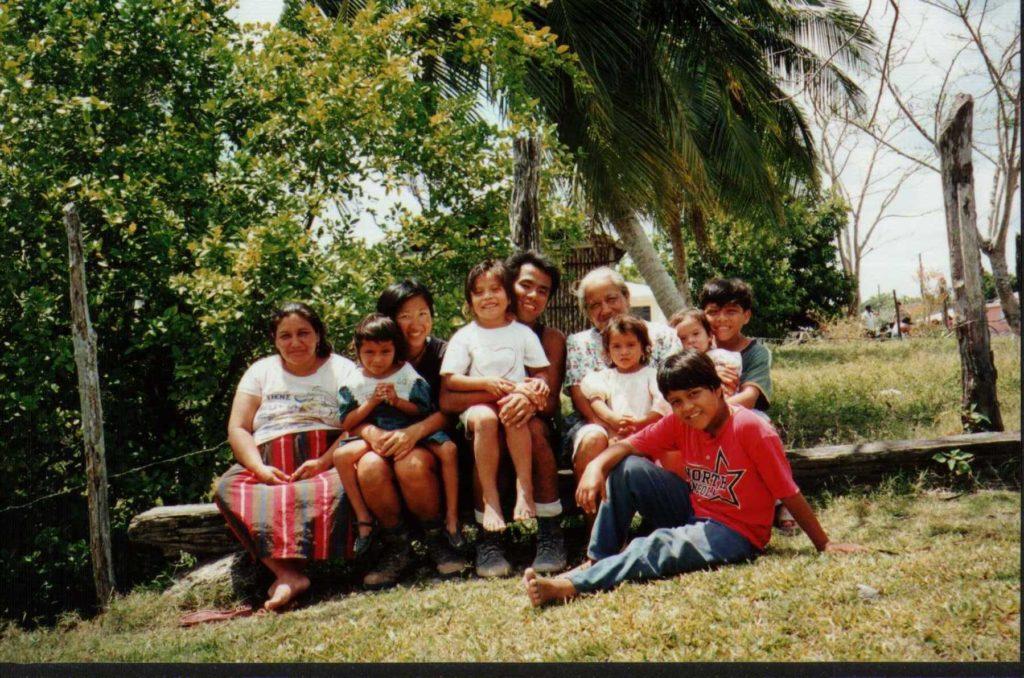 Raleigh International - Belize 1999 - San Roman